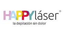 Logotipo Happy Láser Málaga