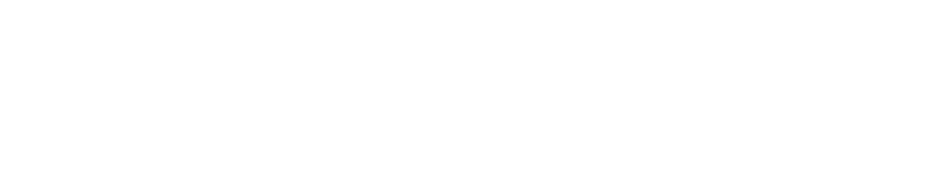 Logotipo de la clínica en blanco